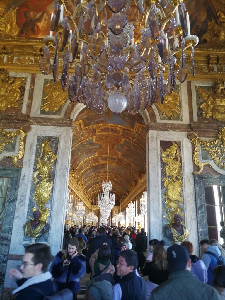 Visitar Versalles