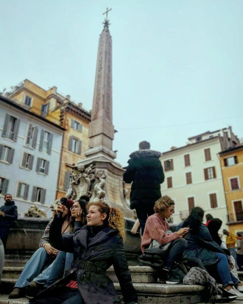 LAS 5 PLAZAS IMPRESCINDIBLES DE ROMA