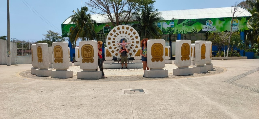 Parque Museo de la cultura Maya